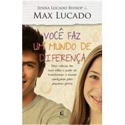 Livro Você Faz Um Mundo De Diferença