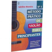 Método Prático de Violão para Principiantes Vol. 01