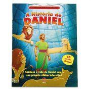 Os Livros da Bíblia em Adesivos - A História de Daniel
