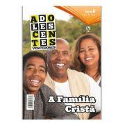 Revista Escola Dominical | Lições Bíblicas - Adolescentes - (2º Trimestre - 2020)