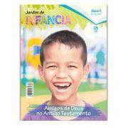 Revista Escola Dominical | Lições Bíblicas - Jardim de Infância (2º Trimestre - 2020)