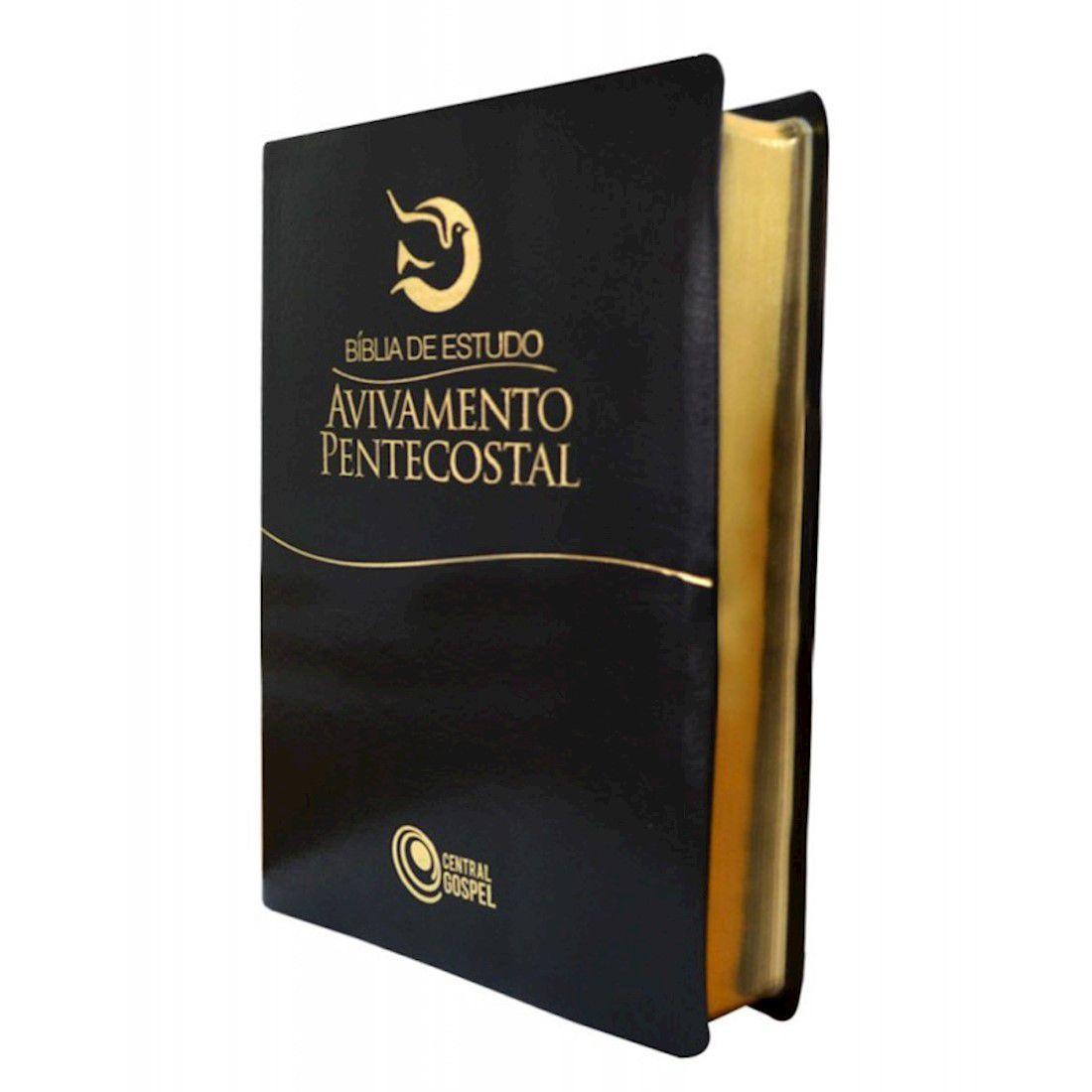 Bíblia de Estudo Avivamento Pentecostal