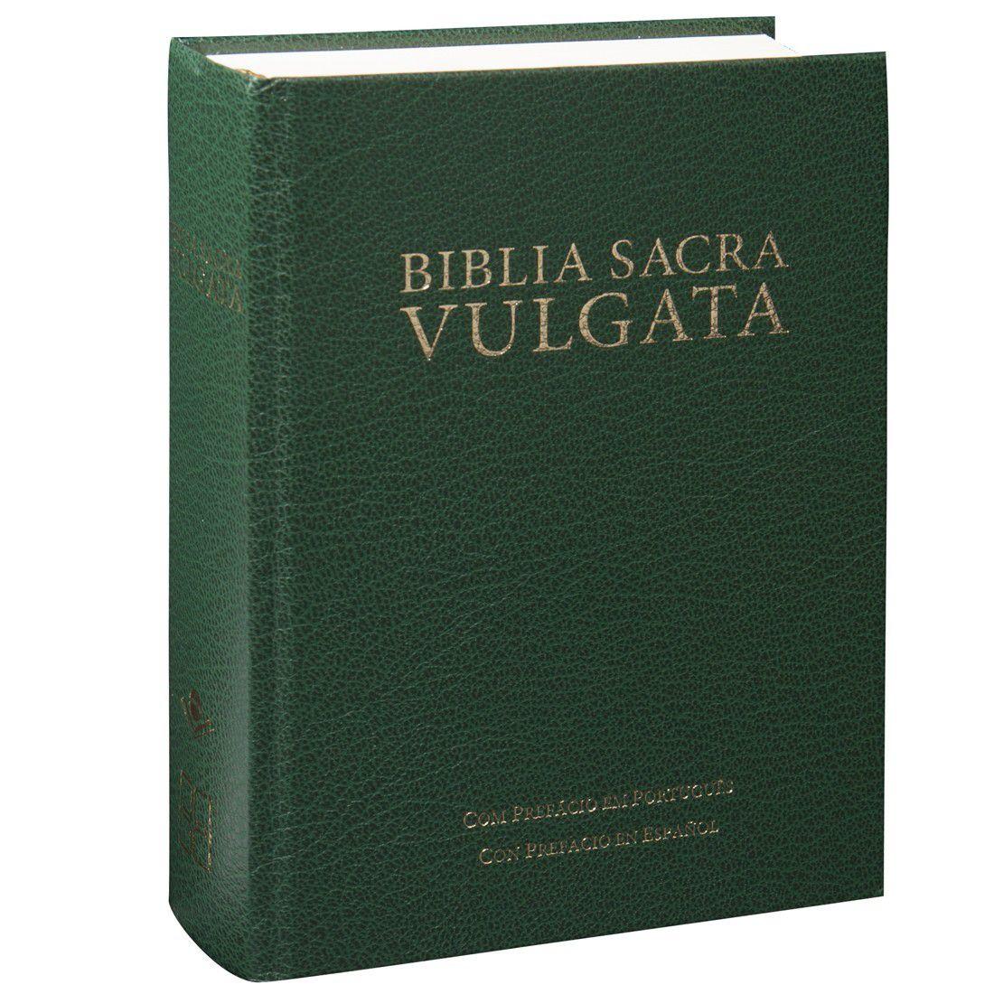 Bíblia Sacra Vulgata