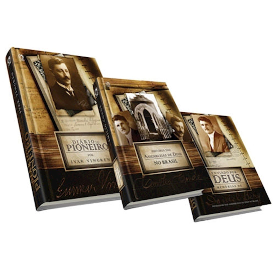 Coleção Pioneiros Pentecostais