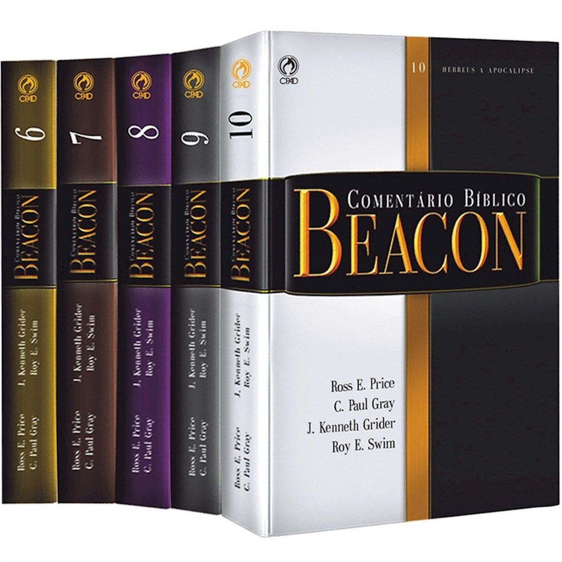 Comentário Beacon Novo Testamento - Brochura