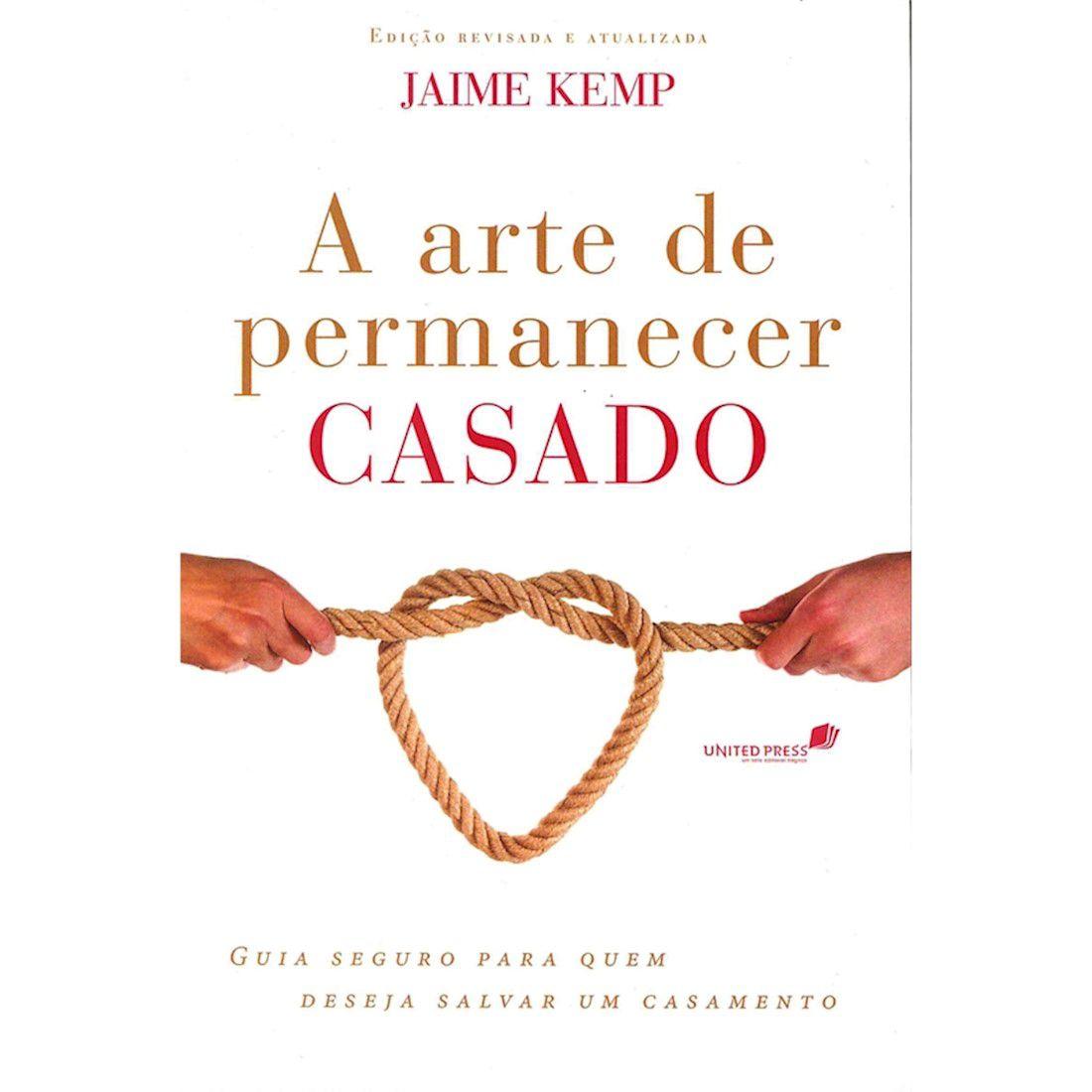 Livro A Arte de Permanecer Casado