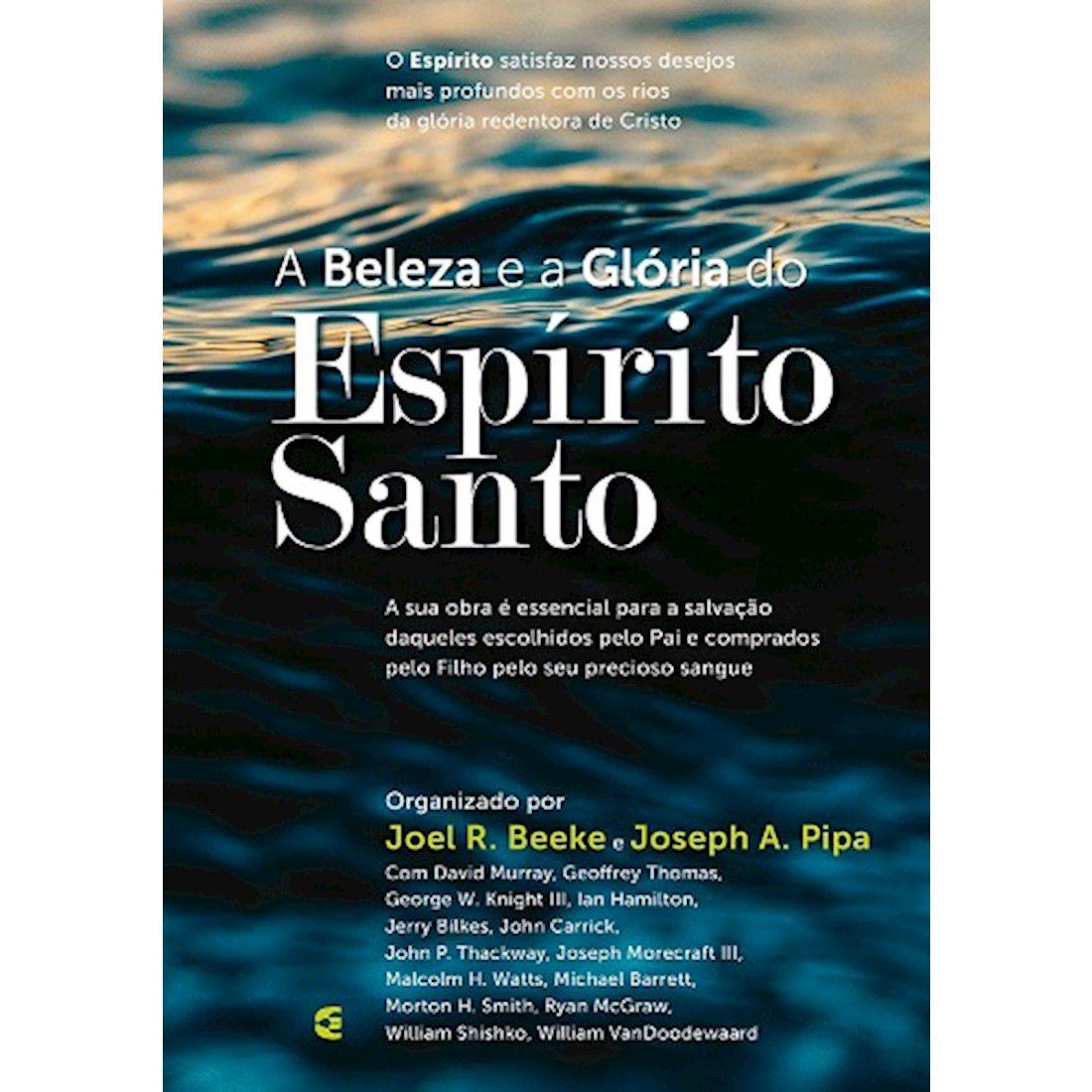 Livro A Beleza e a Glória do Espírito Santo