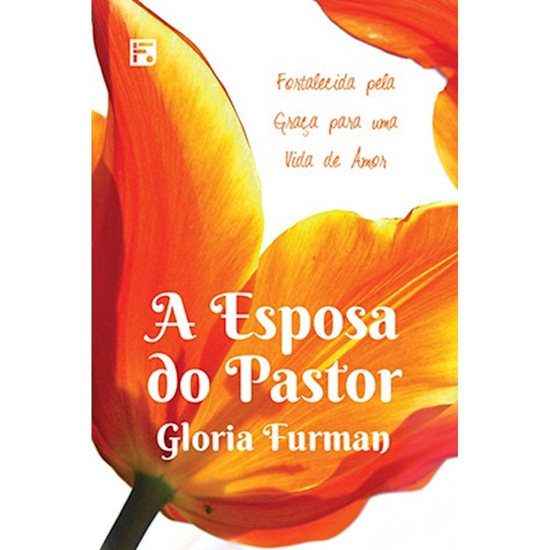 Livro A Esposa Do Pastor