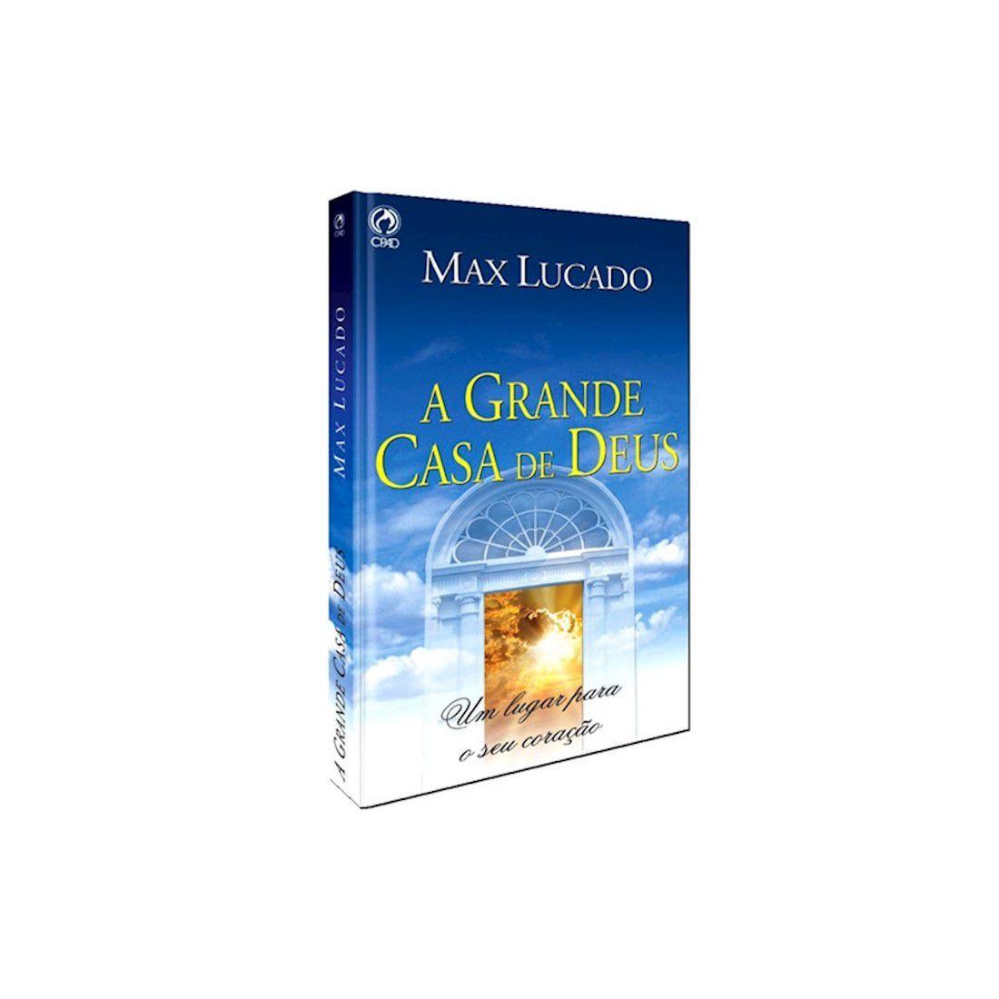 Livro A Grande Casa de Deus