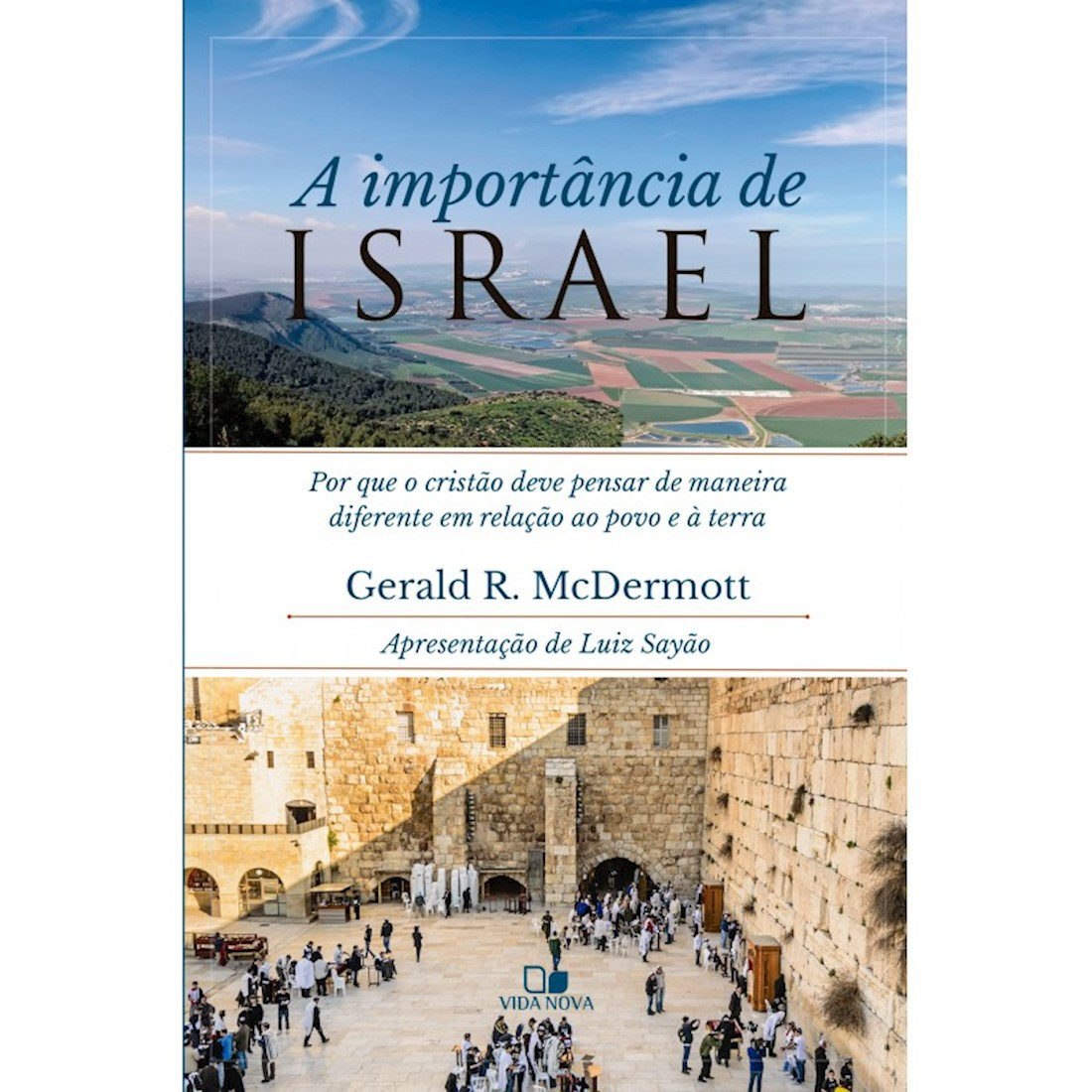 Livro A Importância de Israel