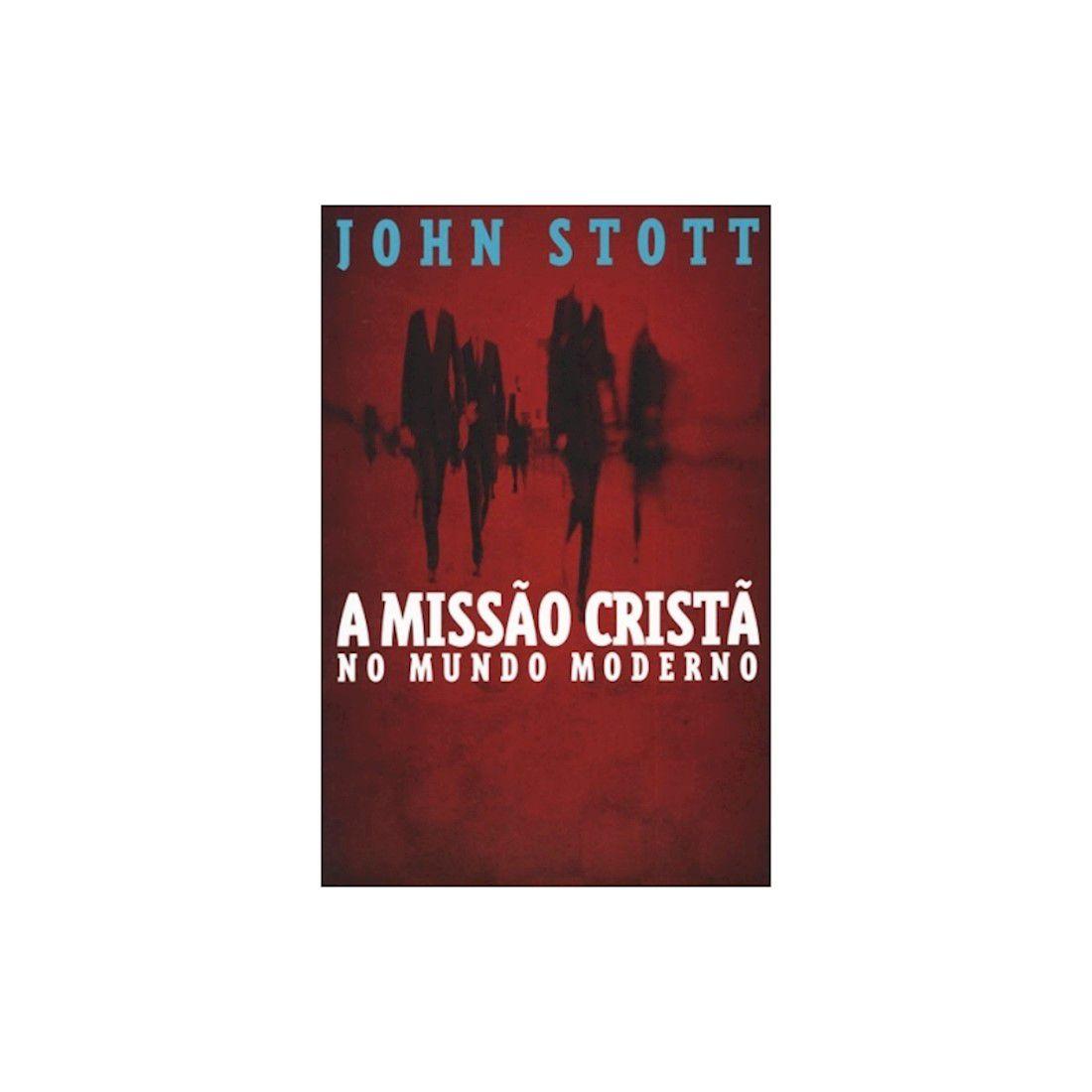Livro A Missão Cristã no Mundo Moderno