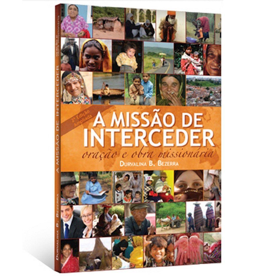 Livro A Missão de Interceder