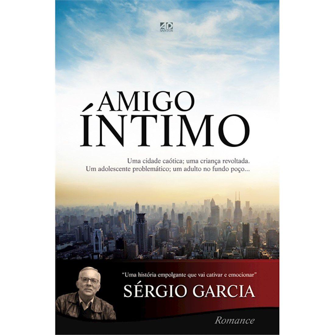 Livro Amigo Íntimo
