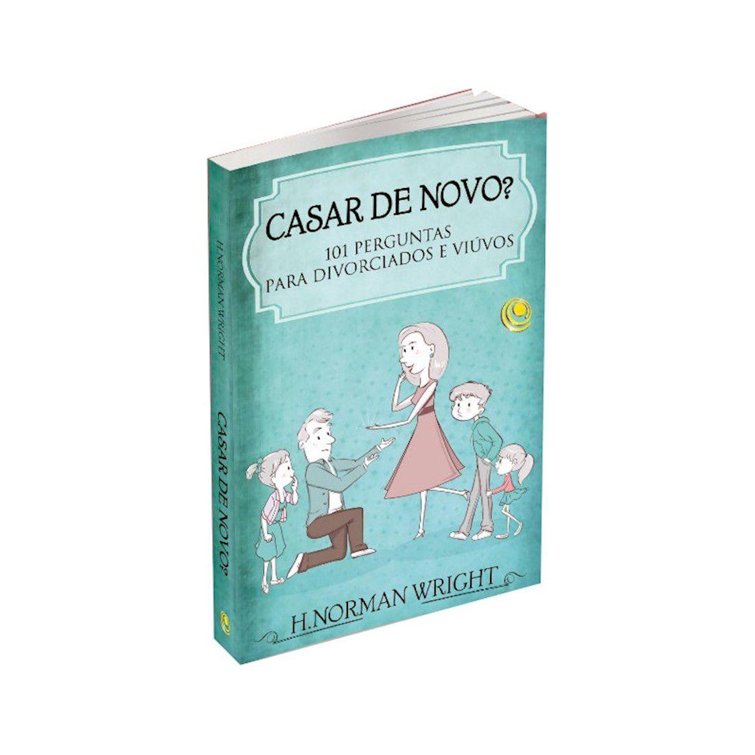 Livro Casar de Novo?