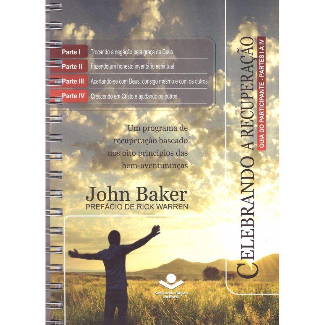 Livro Celebrando a Recuperação
