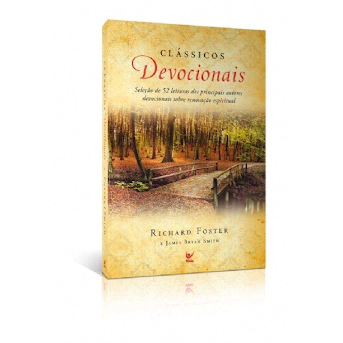 Livro Clássicos Devocionais