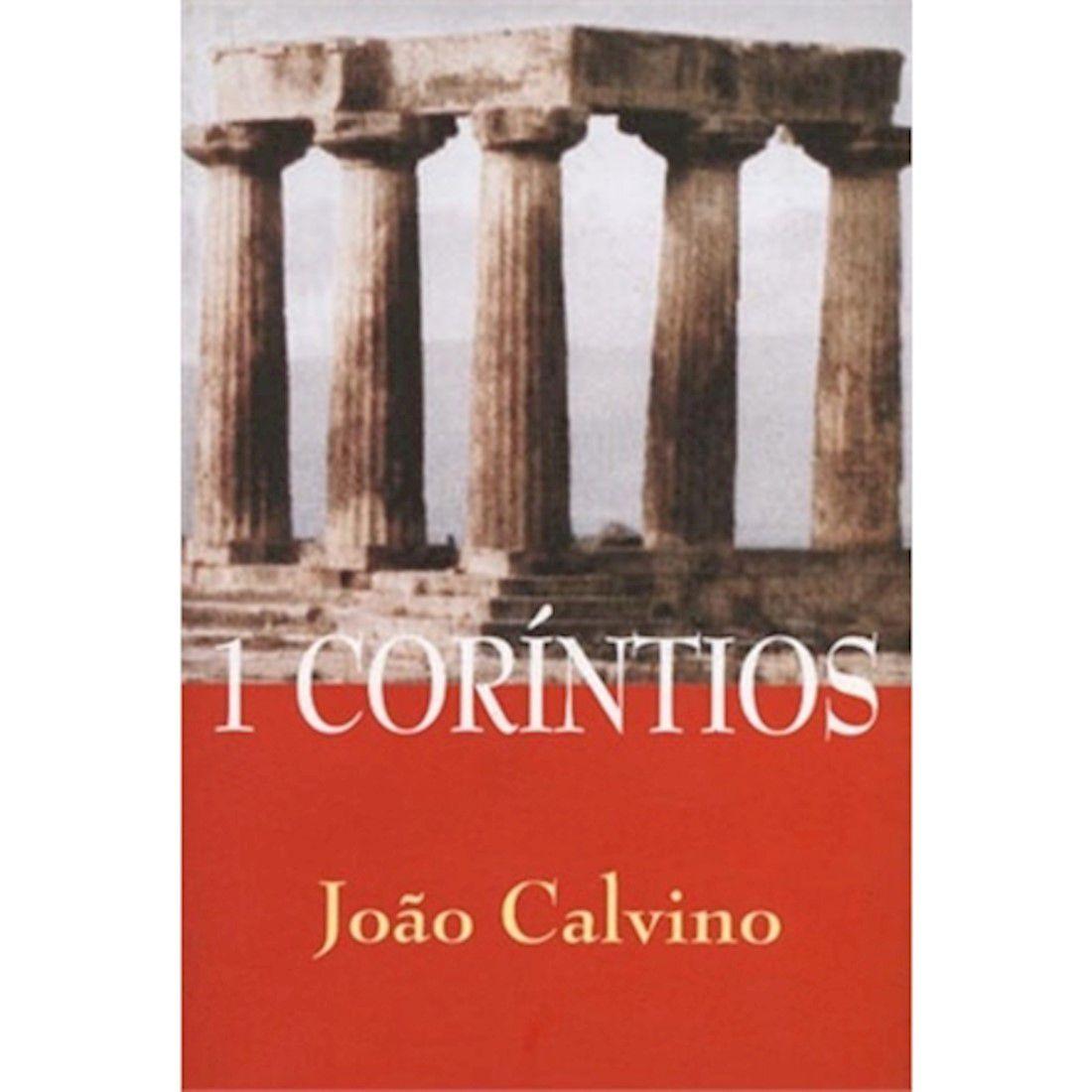 Livro Comentário de 1 Coríntios