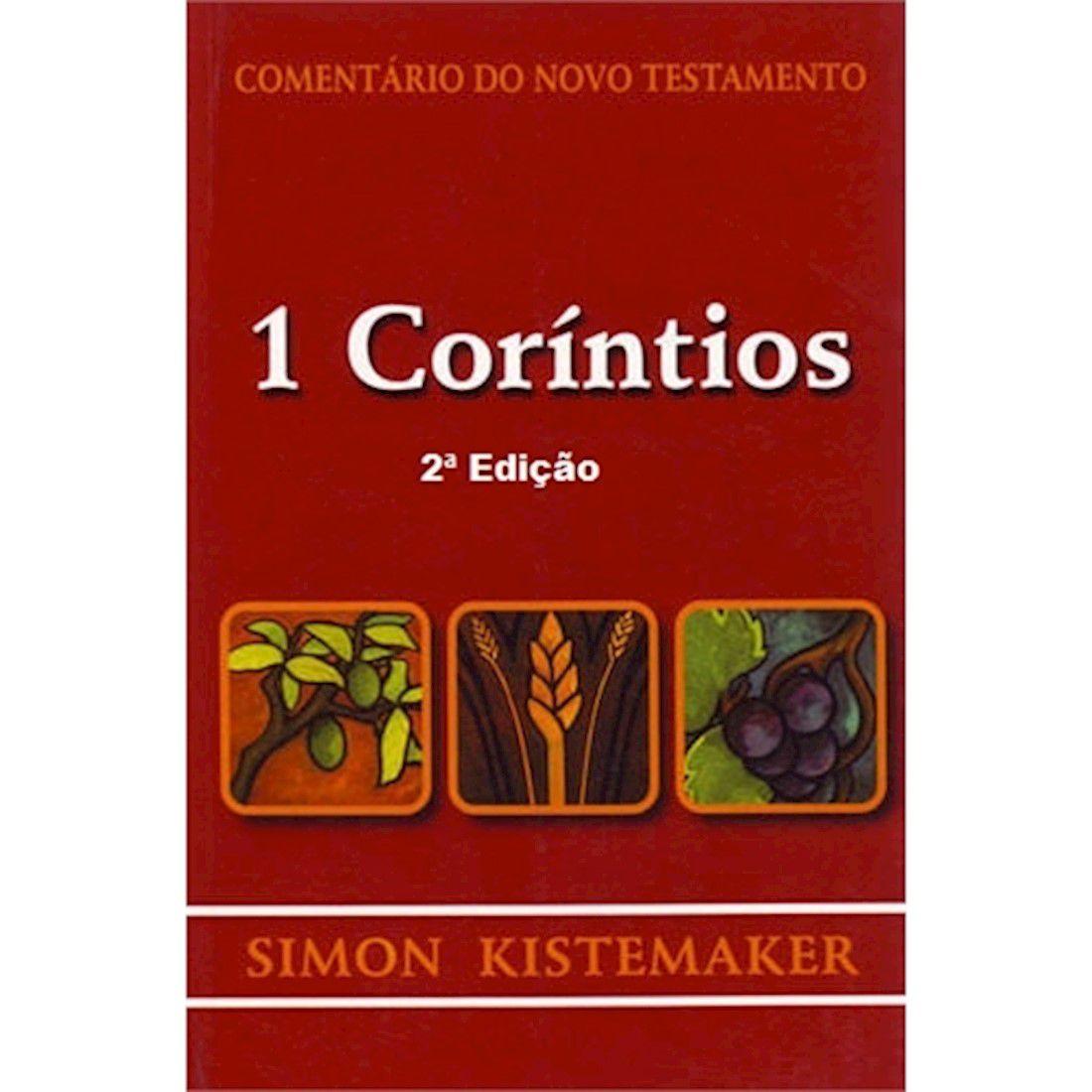 Livro Comentário do Novo Testamento de 1 Coríntios - 2ª edição