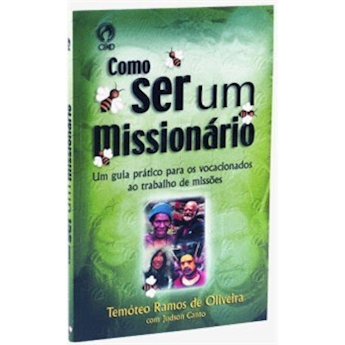 Livro Como Ser um Missionário