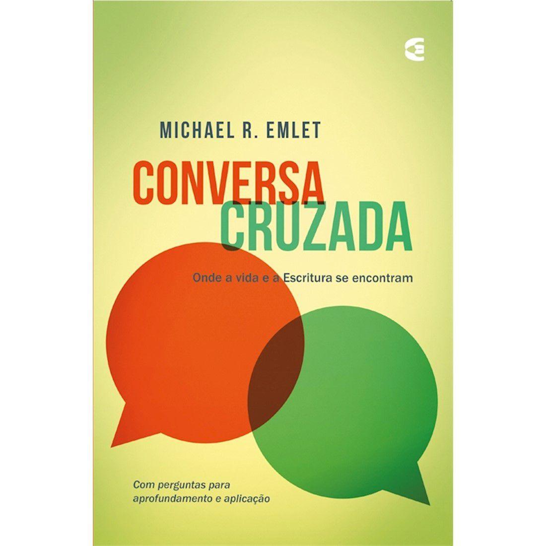 Livro Conversa Cruzada