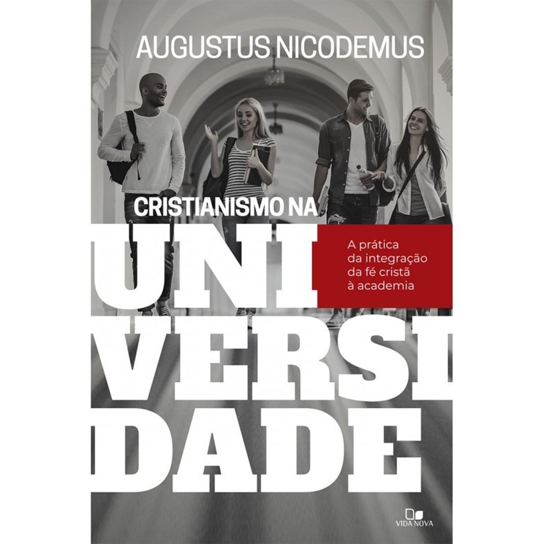 Livro Cristianismo na Universidade