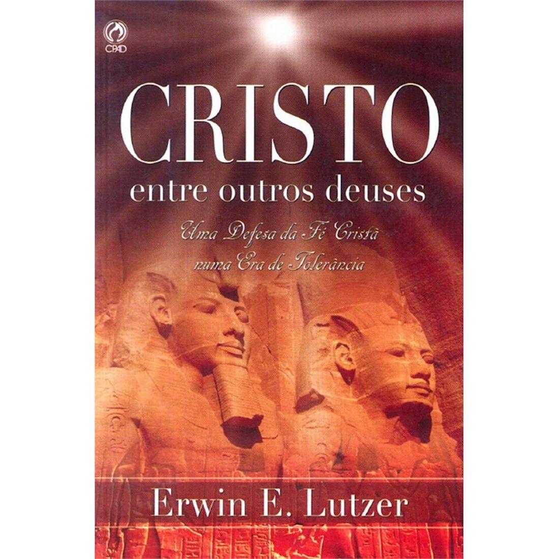 Livro Cristo Entre Outros Deuses