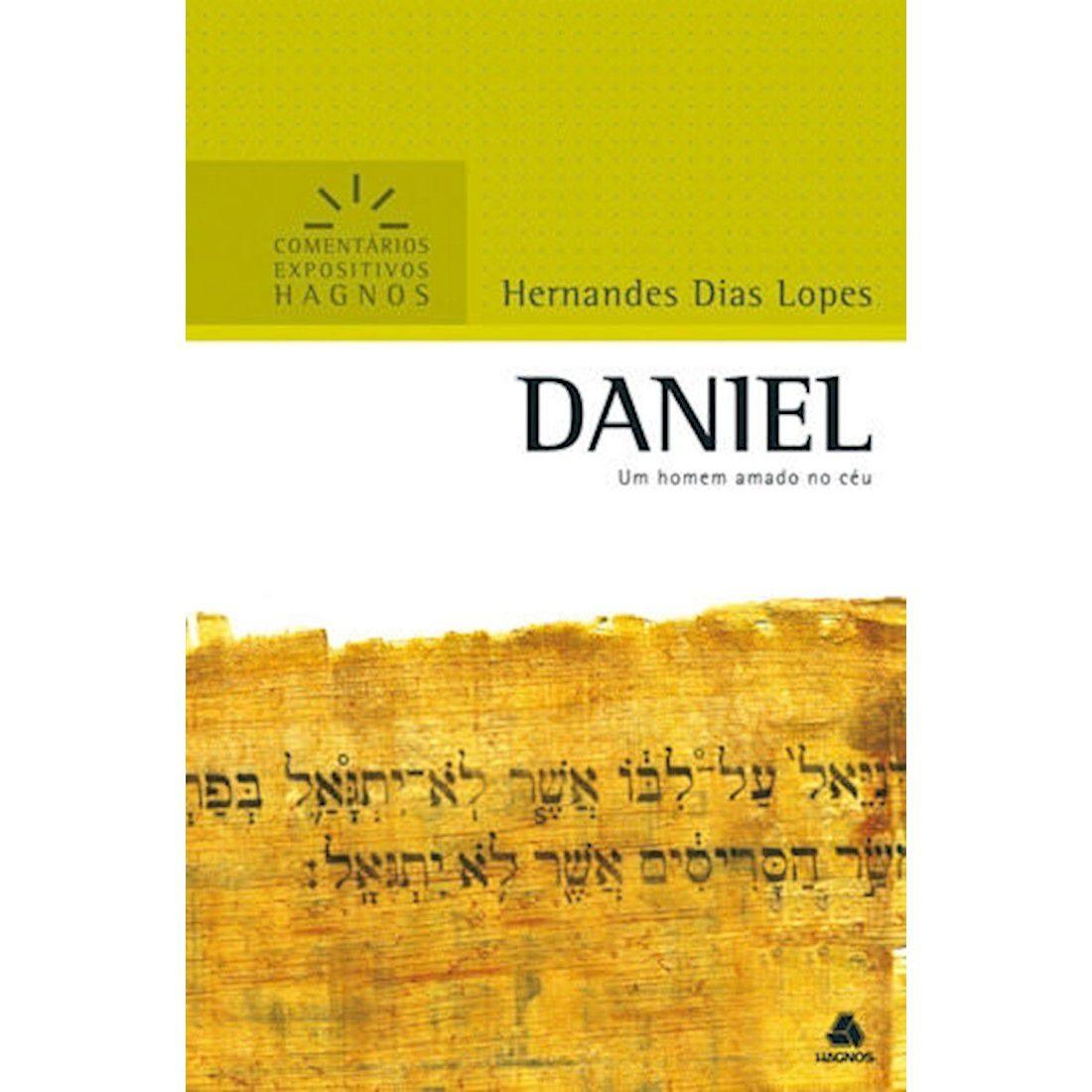 Livro Daniel | Comentários Expositivos Hagnos