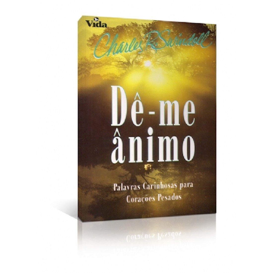 Livro Dê-me Ânimo