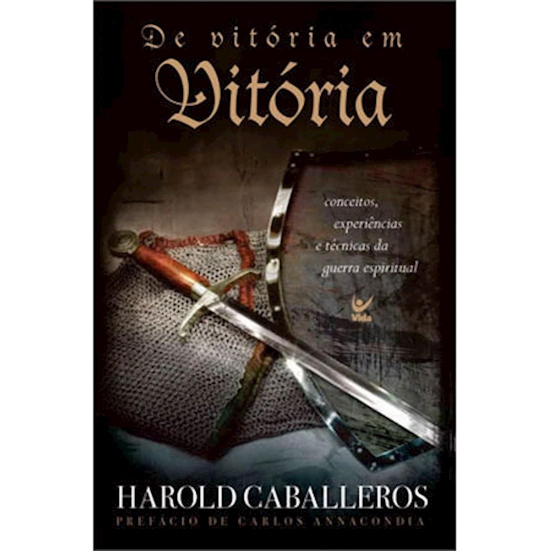 Livro De Vitória em Vitória