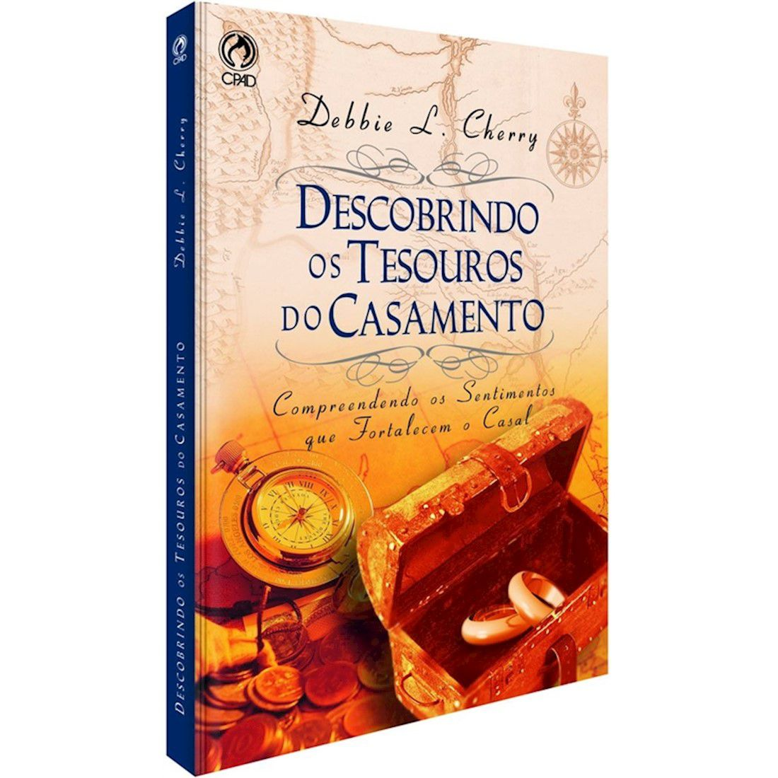 Livro Descobrindo os Tesouros do Casamento