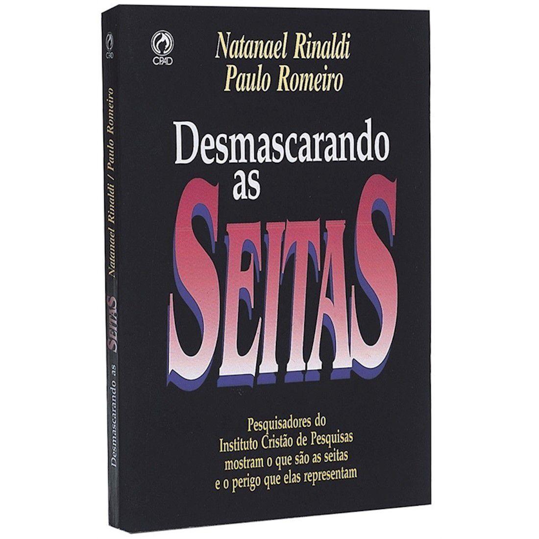 Livro Desmascarando as Seitas