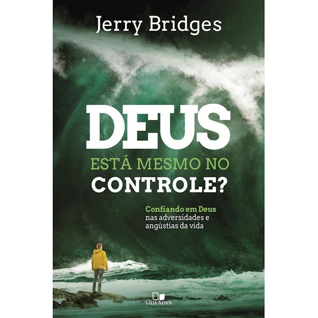 Livro Deus Está Mesmo no Controle?