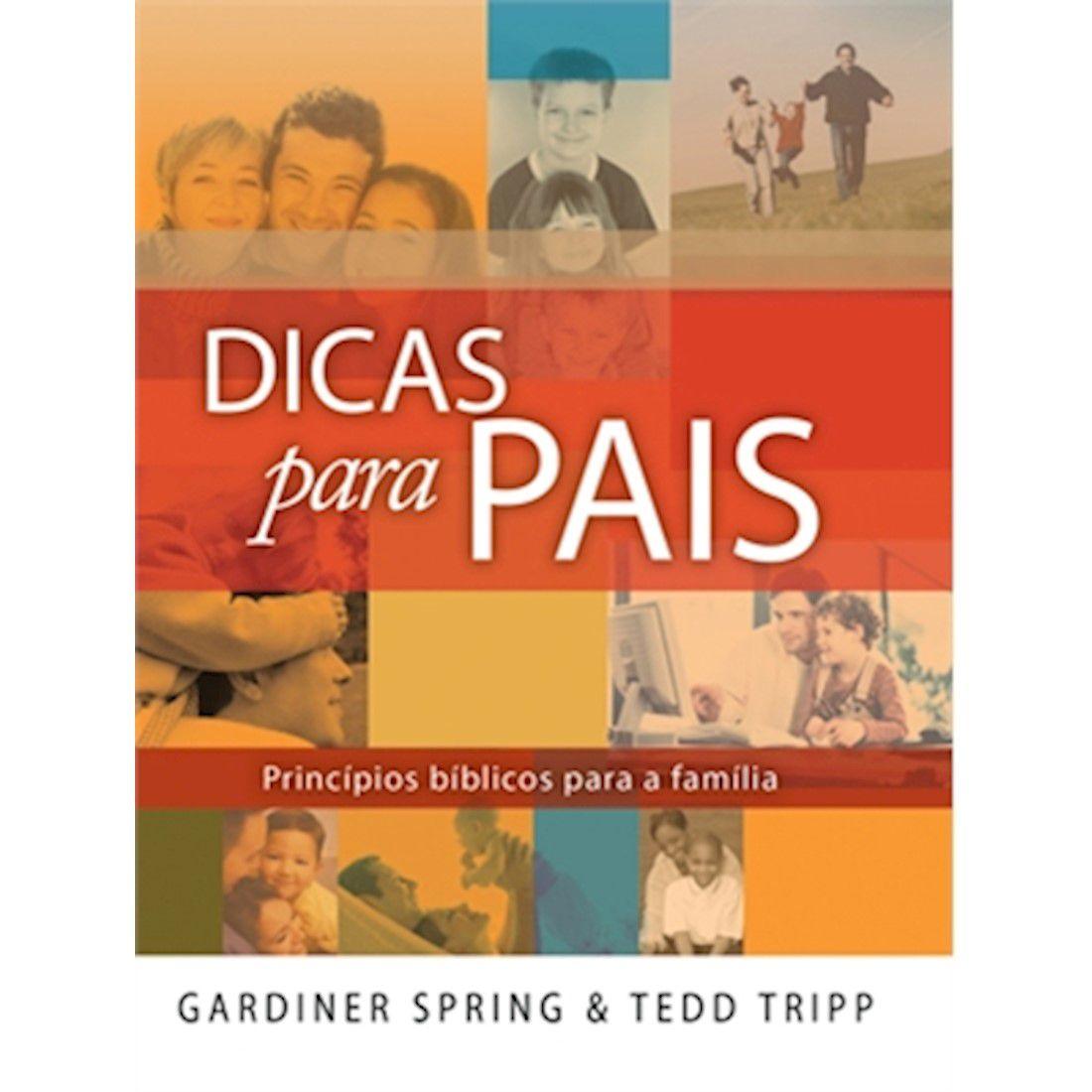 Livro Dicas Para Pais