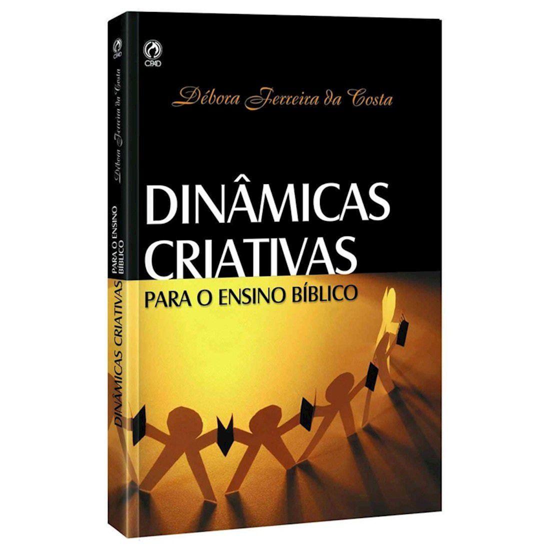 Livro Dinâmicas Criativas para o Ensino Bíblico