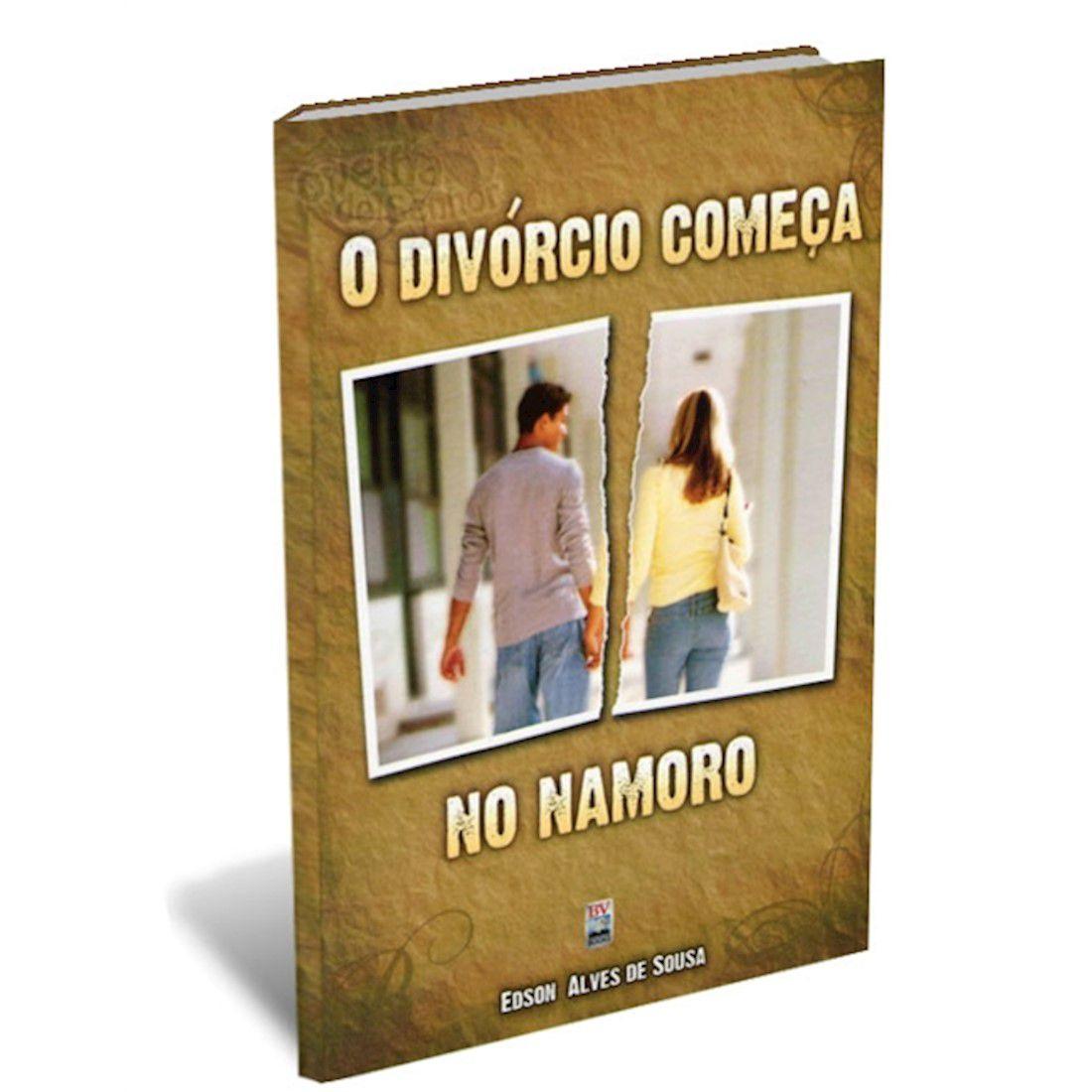 Livro Divórcio Começa no Namoro