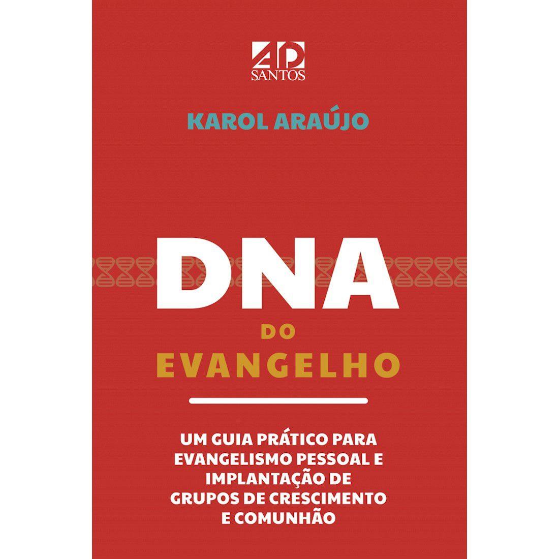 Livro DNA do Evangelho