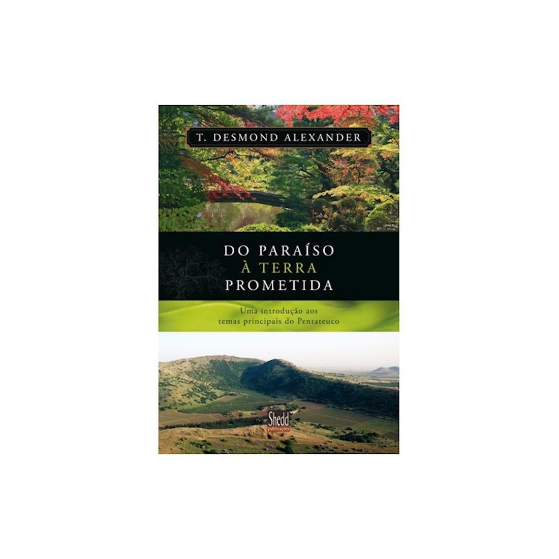 Livro Do Paraíso à Terra Prometida