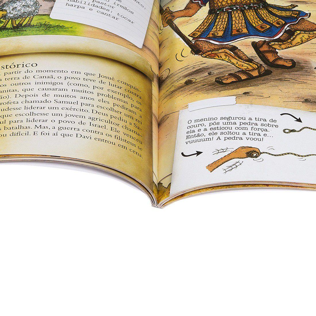 Livro Dossiê dos Personagens Bíblicos