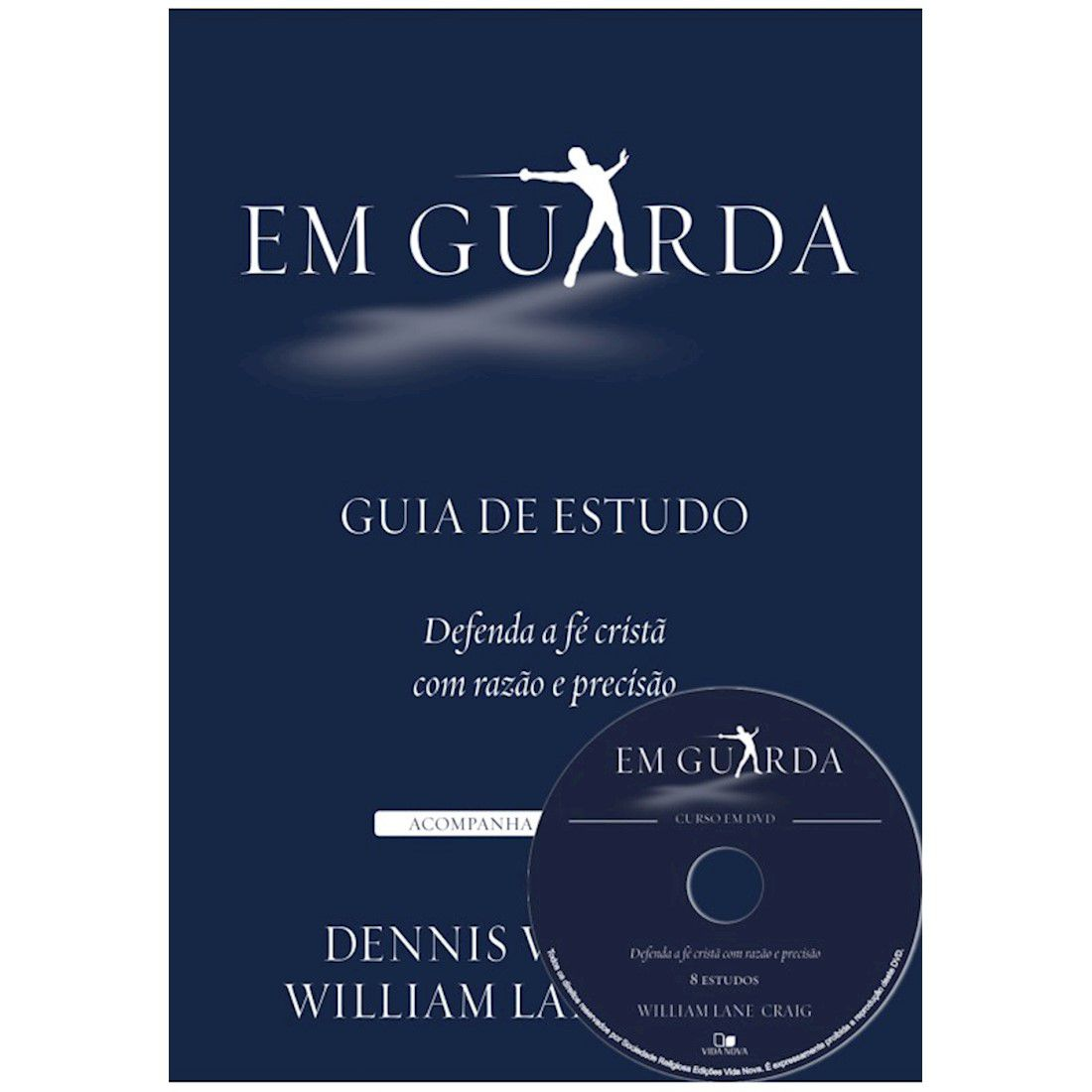 Livro Em Guarda - Guia de Estudo (Grátis Curso em DVD)