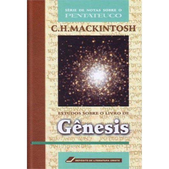 Livro Estudos Sobre O Livro De Gênesis