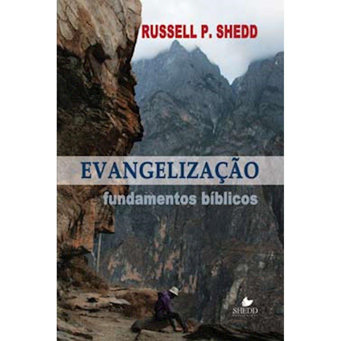 Livro Evangelização - Fundamentos Bíblicos
