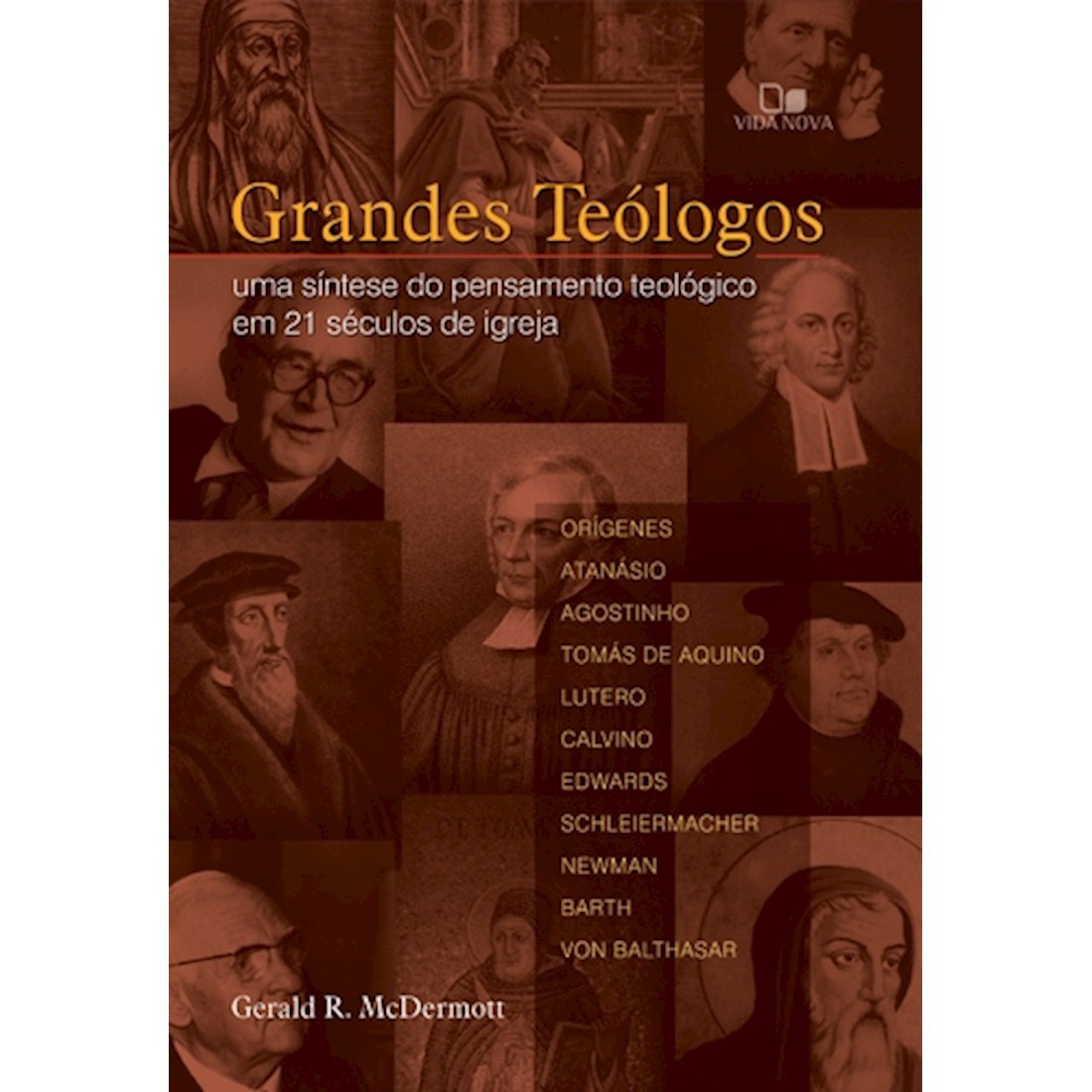 Livro Grandes Teólogos