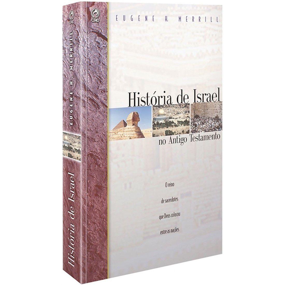 Livro História de Israel no Antigo Testamento