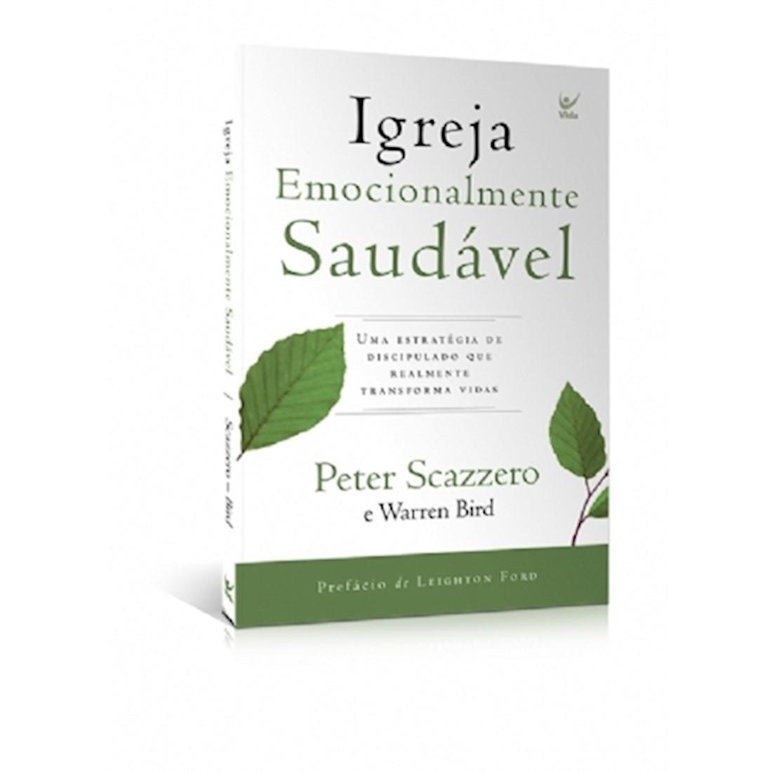 Livro Igreja Emocionalmente Saudável