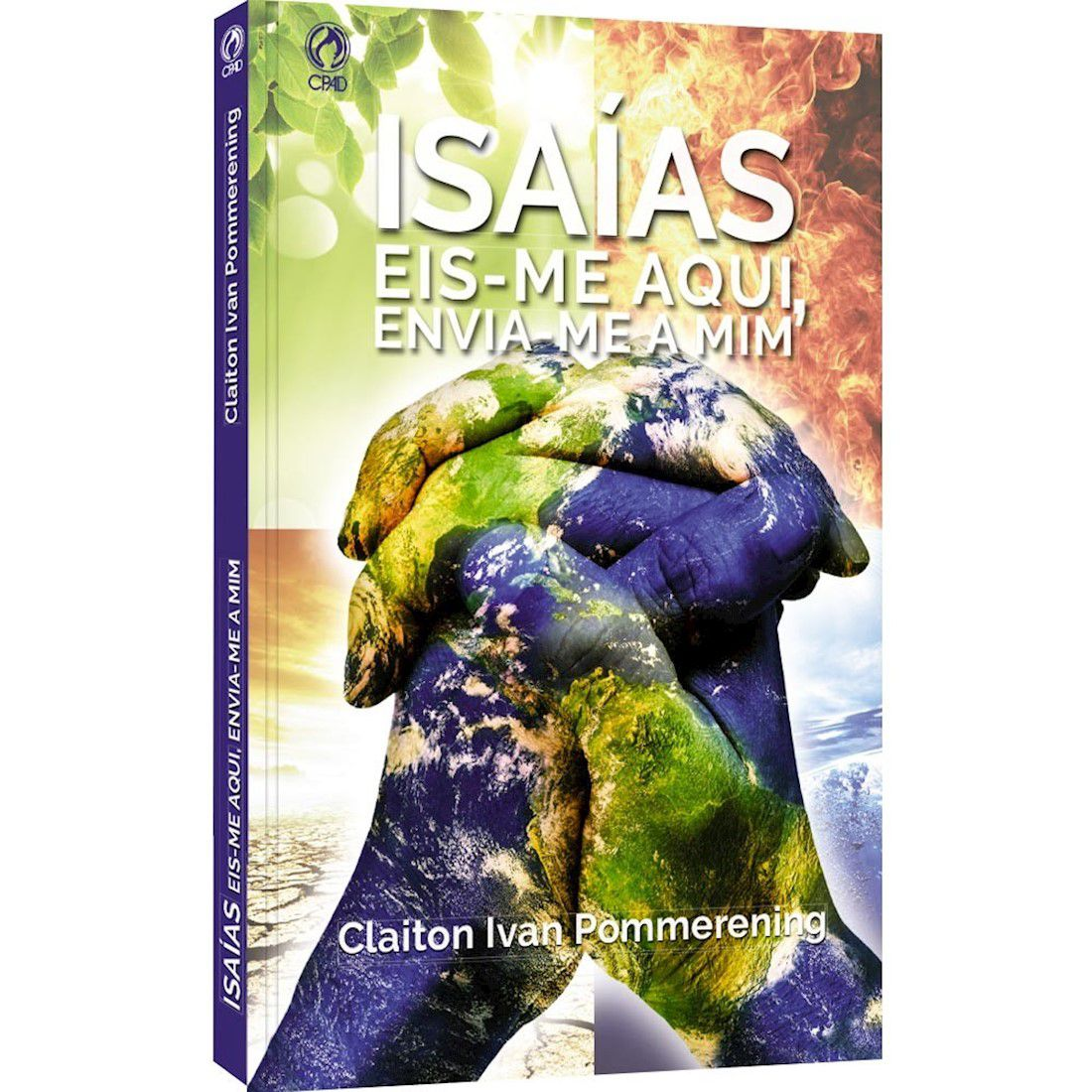 Livro Isaías - Eis-me Aqui, Envia-me a Mim