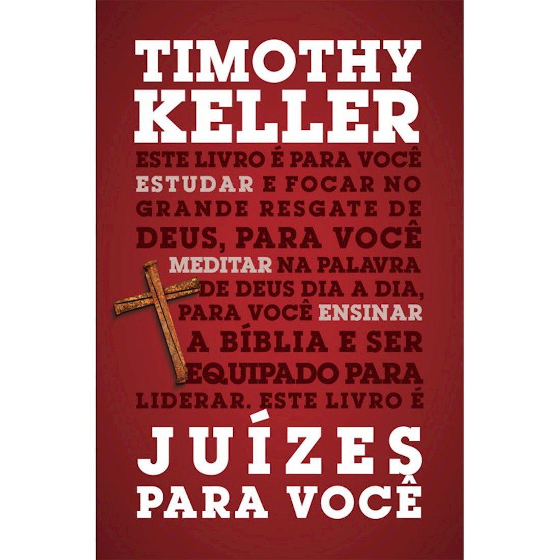 Livro Juízes Para Você   Série A Palavra de Deus Para Você
