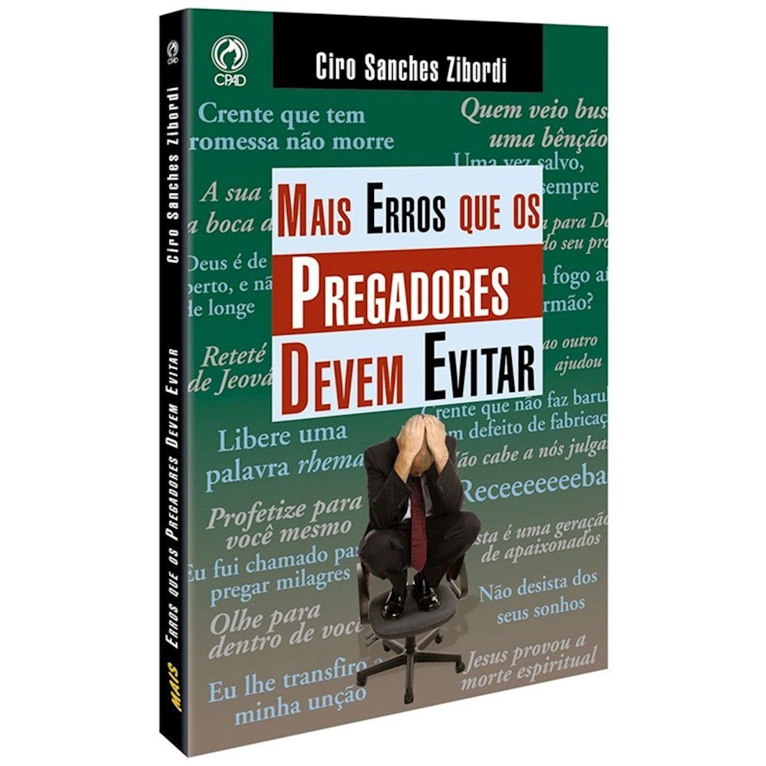 Livro Mais Erros que os Pregadores Devem Evitar