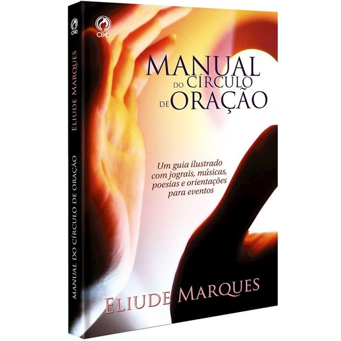 Livro Manual do Círculo de Oração