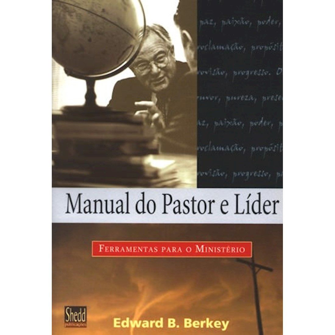 Livro Manual do Pastor e Líder