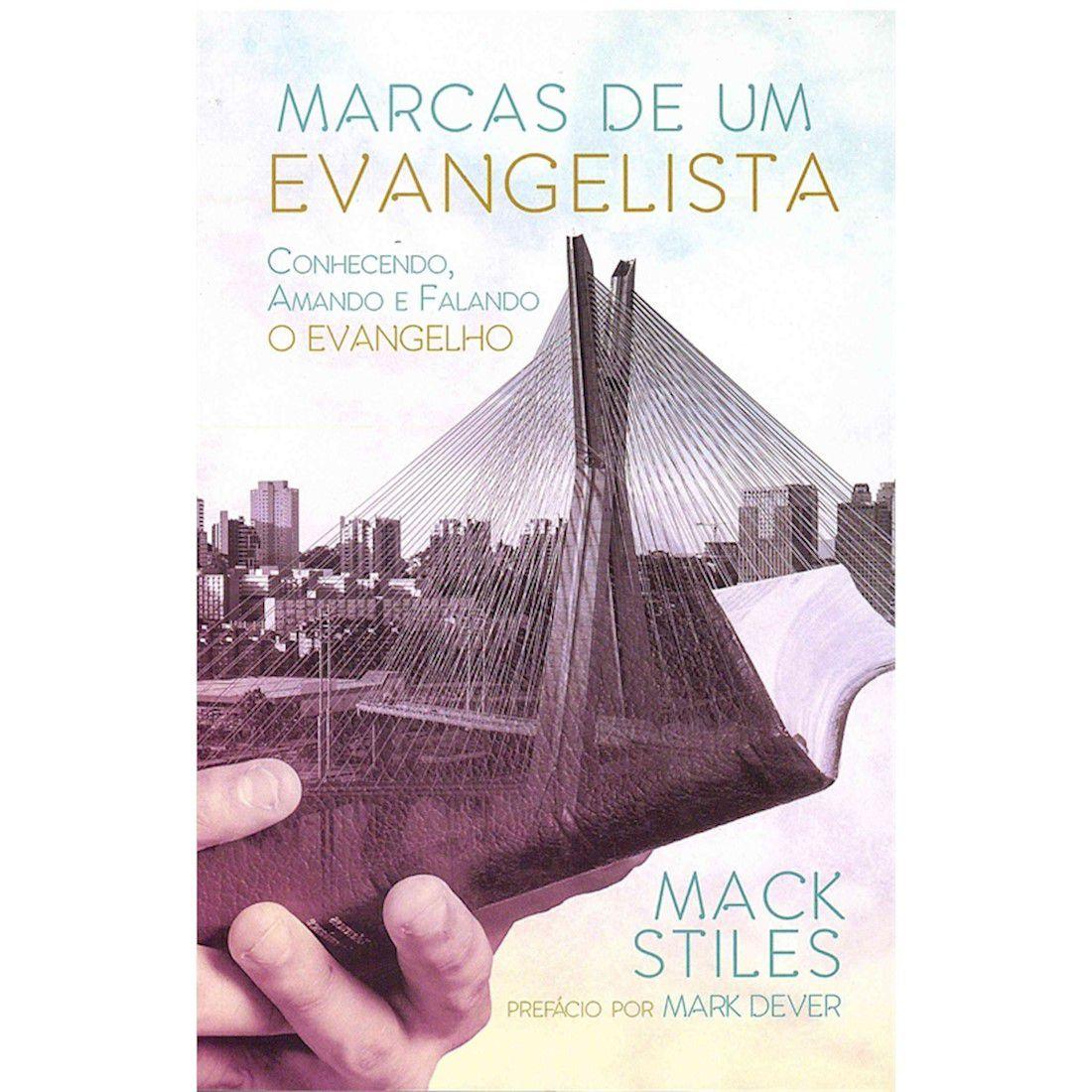 Livro Marcas de Um Evangelista